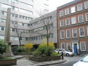 English: Press Complaints Commission in Salisbury Square