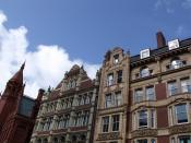 Coleridge Chambers / Ruskin Buildings, Corporation Street