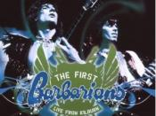 The First Barbarians: Live from Kilburn