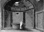 English: The caldarium (hot bath) of the Old Baths at Pompeii.