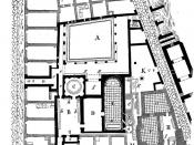 Plan of the Old Baths at Pompeii (click to enlarge)
