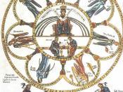 Español: Imagen referente a las sietes artes liberales clásicas. Galego: Imaxe relativa as sete artes liberais clásicas