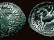 Tasciovanus Celts' Coin