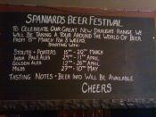 Spaniards Beer Festival