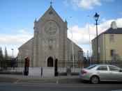 English: Church of St. Patrick & St. Brigid, Clane, Co. Kildare