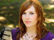 English: Canadian journalist Laura Thompson