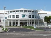 HQ of AMD in Sunnyvale, CA, USA.