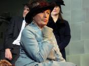 Nicole Heesters als Lady Britomart Undershaft