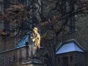 Luther vor St. Annenkirche