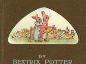Cover of the first edition of The Tale of the Flopsy Bunnies