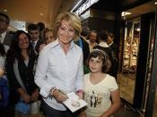 Esperanza Aguirre visita Rivas