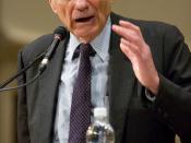 Ralph Nader at Emory