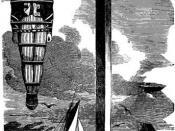 English: Hanging of William Kidd