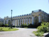 Russia's Alexander Palace is primarily known as the favoured residence of the last Russian Emperor, Nicholas II, and his family.