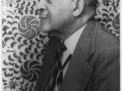 Portrait of Dr. W.E.B. Du Bois (1946 July 18)
