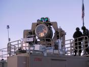 Tactical High Energy Laser / Advanced Concept Technology Demonstrator