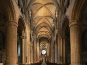 English: Durham Cathedral Català: Catedral de Durham
