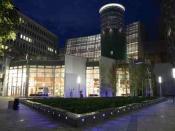 Glasgow Caledonian University, Saltire Centre