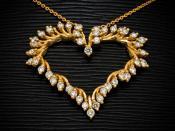English: Gold Jewelry / Gold Jewellery
