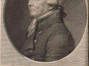 Portrait of Jean-Georges Noverre (1727-1810), Ballet master