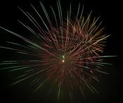 Linton Fireworks 2013