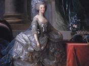 Marie Antoinette of Austria, Queen of France (1755-1793)
