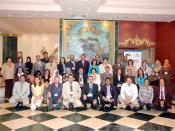 Workshop for media, Protection from violence against children, 9-14 June 2007, Cairo Egypt., , Flags Background picture