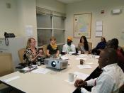 U.S. Mission hosts Food Security Fellows Event