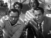 English: Screenshot from the trailer of Invasion of the Body Snatchers (1956). Film trailers from before 1964 are in the public domain. Source: http://www.tcm.com/mediaroom/index.jsp?cid=87210.