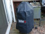 Weber Smokey Mountain Smoker with Cover