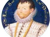 Francis Drake entered in the city after the failure of his uncle Hawkins and destroyed the cathedral