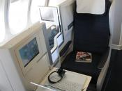 New CW seat, 747 upper deck