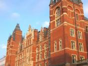Royal College of Music, London
