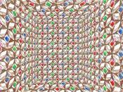LSD - attempted reconstruction of acid patterns