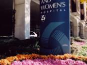 English: Brigham and Women's Hospital, 75 Francis Street, Boston, MA