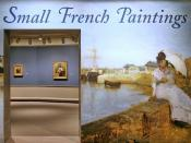 Small French Paintings