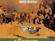 Poster of Rosi's film Salvatore Giuliano