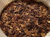 Dunhill Early Morning Pipe Tobacco, 1990's Murray