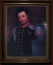 Français : Tableau représentant le capitaine William Hobson.
