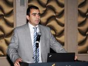 Gamal Metwally, Vice President of Business Development Middle East, NTG Clarity Network