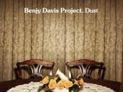 Dust (Benjy Davis Project album)