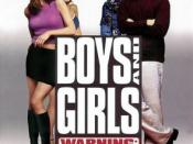 Boys and Girls (2000 film)