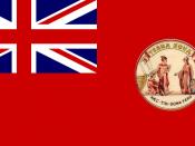 Newfoundland Red Ensign