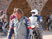 Charley Boorman in Namibia
