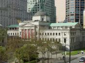 The Vancouver Art Gallery, formerly the Provincial Courthouse.