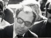 Jean-Luc Godard at Berkeley, 1968