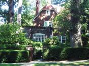 Geraldine Ferraro and her family lived in the house in Forest Hills Gardens, Queens for several decades.
