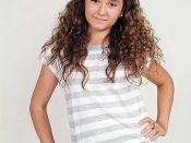 Español: Actriz española cuyo trabajo mas conocido es el de Raquel Mata en la serie La familia Mata.