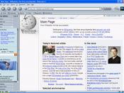 Netscape Navigator 6.1