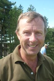 English: Jeff Hall at Van Lanschot Senior Open